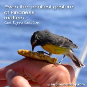 Quote-Even-the-smallest